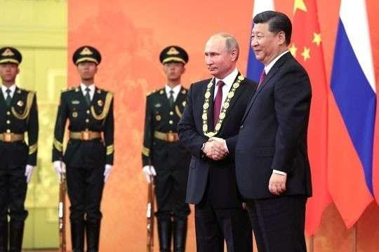 Почему Владимир Путин принял китайский орден