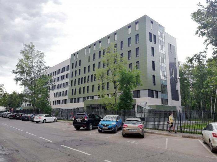 Москва: новая поликлиника открыта вЩукино