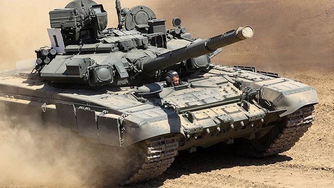 Иракская армия поменяла хвалёный Абрамс на русские танки Т-90С