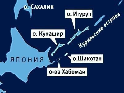 Россия проложит оптико-волоконную линию на Курильские острова, несмотря на протесты Японии