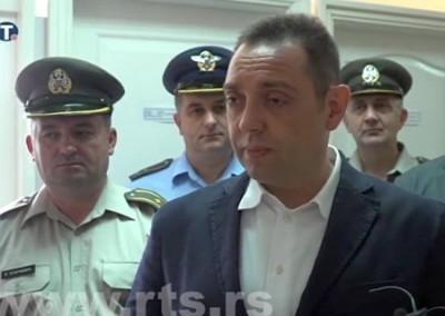 Министр обороны Сербии: киевский Майдан 2014 года был спецоперацией западных спецслужб