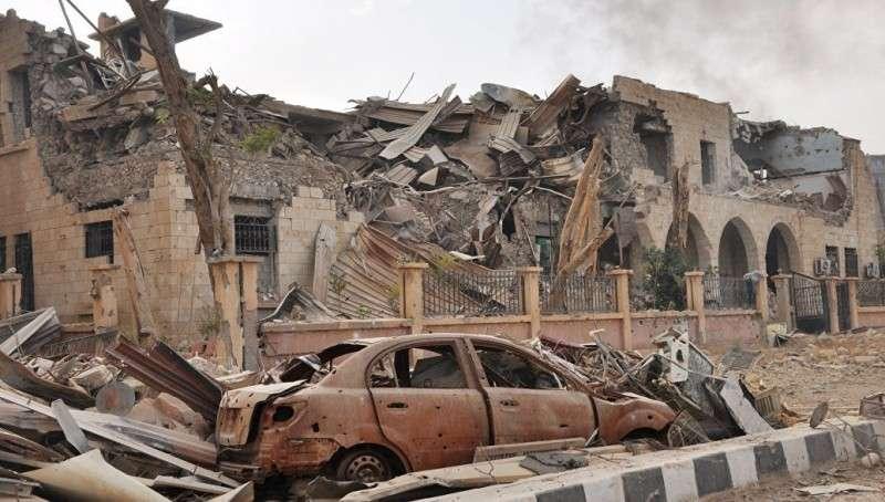 Минобороны России: США готовят провокацию с «химатакой» в Сирии