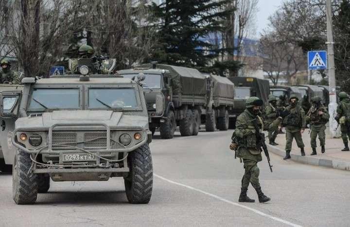 Крым готов оказать военную помощь Восточной и Южной Украине