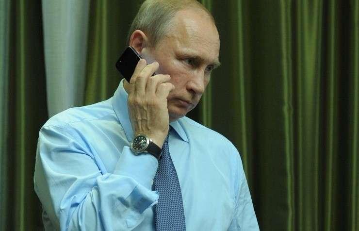 Владимир Путин: авиаудары по базам ИГ в Сирии недопустимы без согласия Дамаска
