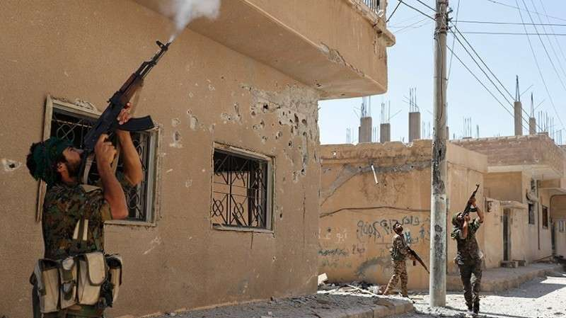 Ответят ли пиндосы за военные преступления в Сирии и геноцид сирийского народа?