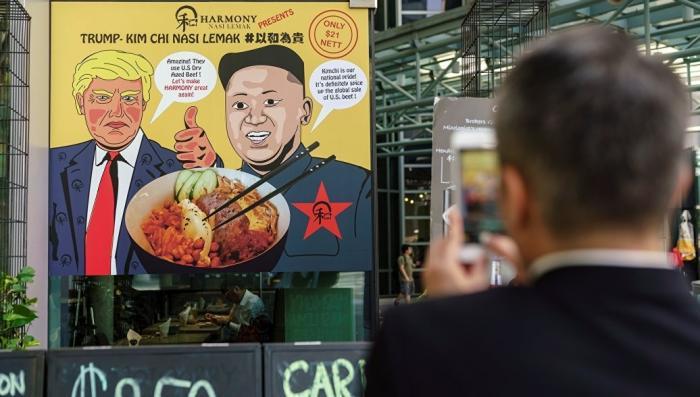 Как пройдет встреча Трампа и Кима. Остров для двоих