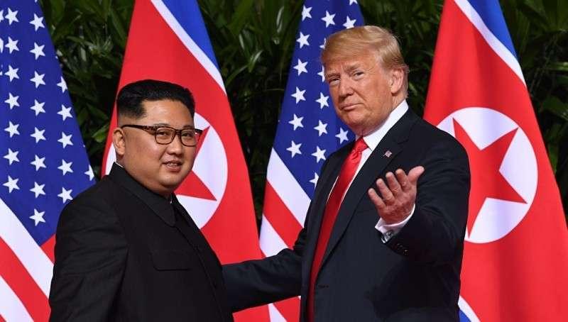 Дональд Трамп заявил, что подпишет документ с КНДР