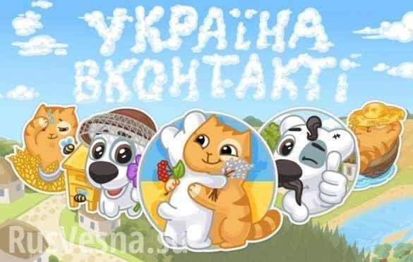 Зрада: Запрещённые ВКонтакте иОдноклассники остаются самыми посещаемыми сайтами Украины | Русская весна