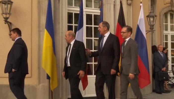 Нормандская четверка: итоги Минских соглашений – принуждение Украины к миру