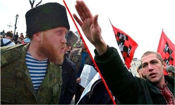 ДНР и ЛНР: война хороша только тогда, когда воюют те, кто к ней призывает