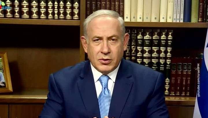 Беню Нетаньяху допрашивают в деле о коррупции