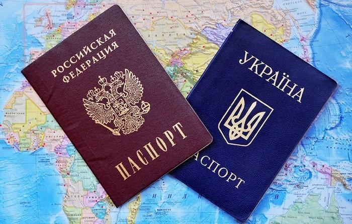 О получении российского гражданства для переселенцев из Украины