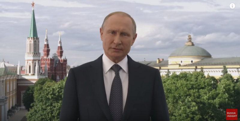 Иностранцы о приглашении Путина на Мундиаль2018: