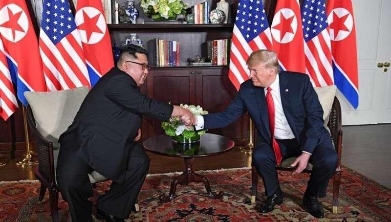 Ын уехал из Сингапура с победой, Трампу осталось делать хорошую мину при плохой игре