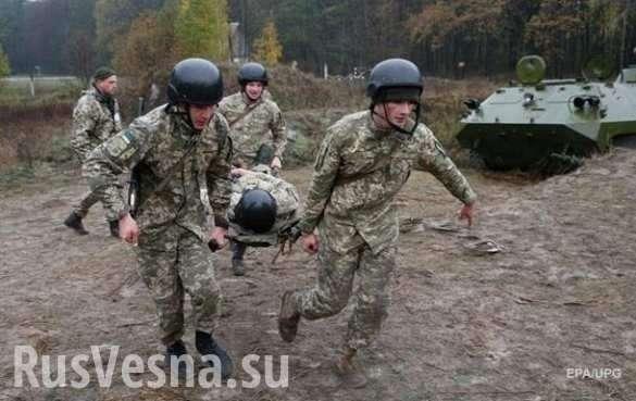 ВСУпонесли тяжёлые потери ипрекратили попытки наступления наГорловку (ВИДЕО) | Русская весна