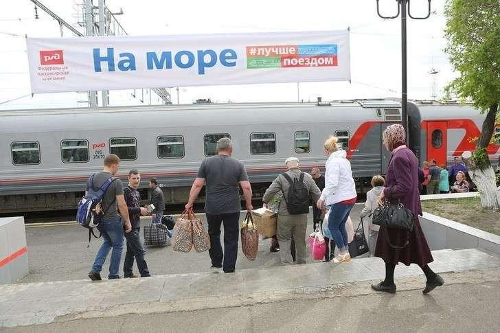 Новые вагоны для поезда «Чита-Адлер» поступили вЗабайкалье