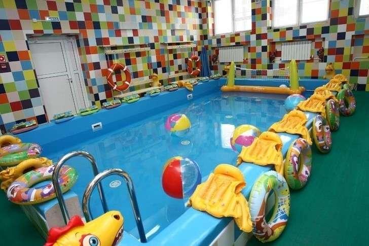 Детский сад на240 мест сбассейном открыт вСаранске