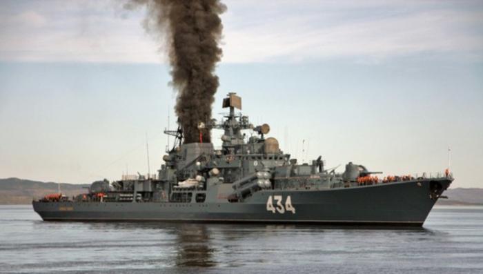 Российский Северный флот вышел в самый масштабный поход за последние 10 лет