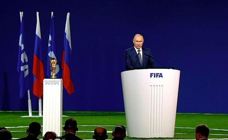 Назаседании 68-го конгресса Международной федерации футбольных ассоциаций.