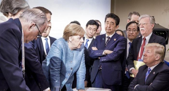 ШОС – главная угроза для пиндосов и их «шестёрки» G7