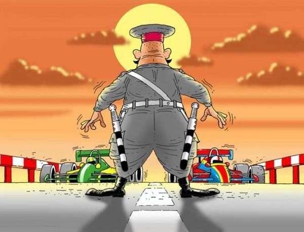 Страшный сон – замена водительских прав. Тринадцать роковых ошибок