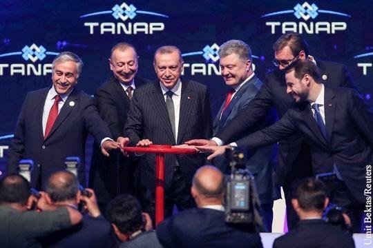 Сбудутся ли надежды Вальцмана на газ из Азербайджана