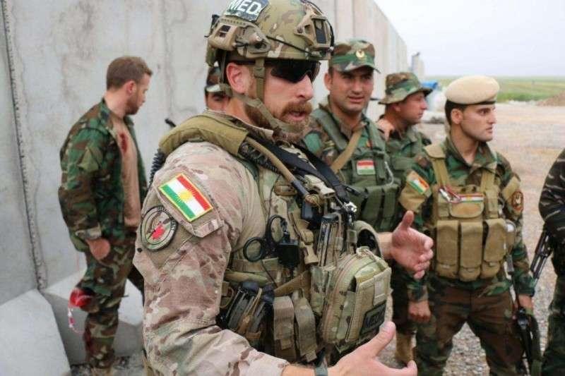 Проект «Большого Курдистана» закрывают? Спецназ Канады прекратил подготовку Пешмерга