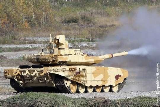 Пиндосы оправдываются из-за замены Ираком американских Абрамсов на русские Т-90
