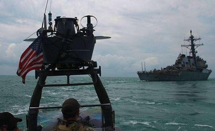 Путин: если корабли НАТО в течение трёх дней не покинут Чёрное море, они окажутся на дне!