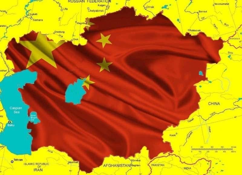 Китайская Империя растворяет бывшие азиатские республики СССР как сахар в горячем чае