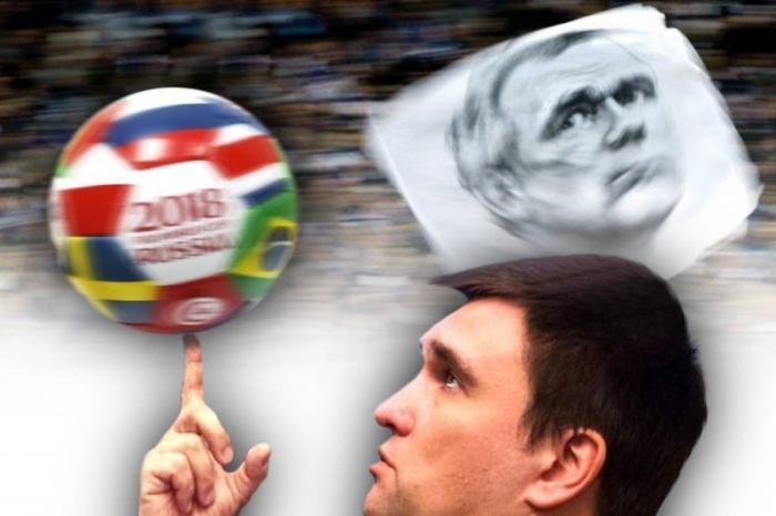 Украина в агонии бойкота перед ЧМ-2018