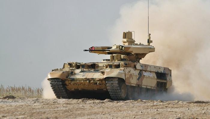Терминатор-3 победит самое смертоносное оружие США, NI