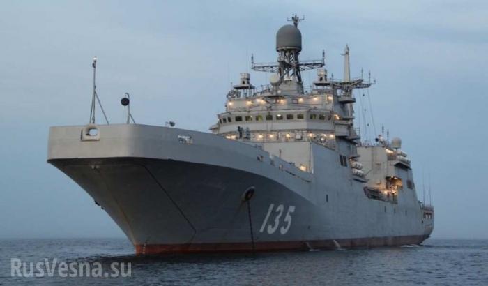 Уникальные корабли: ВМФРоссии пополнится судами нового класса