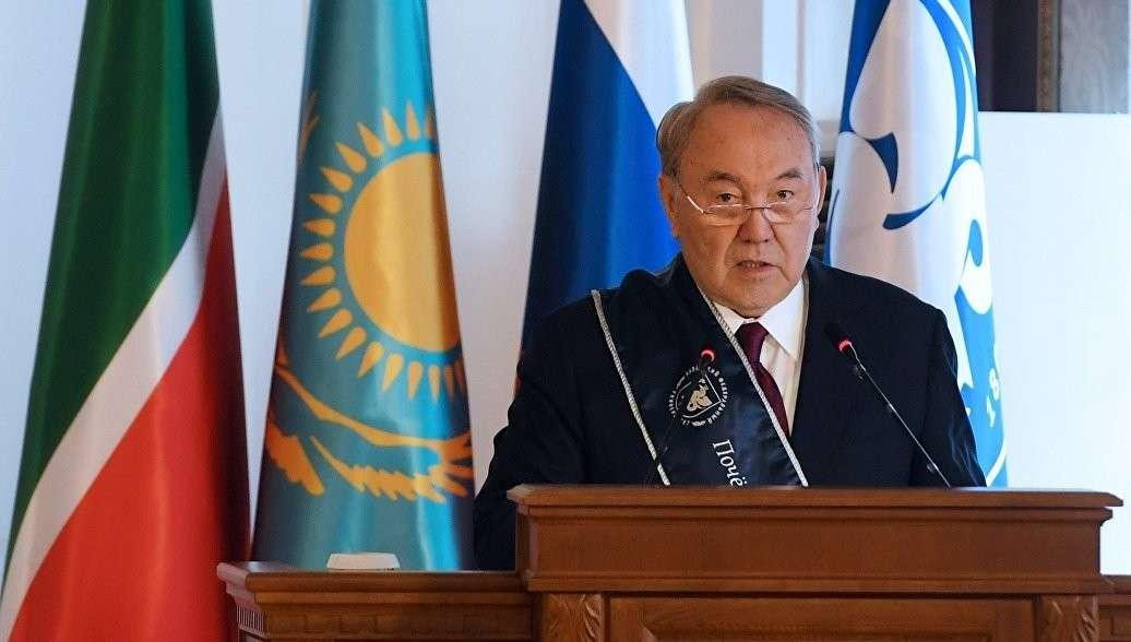 К Евразийскому экономическому союзу хотят присоединиться 40 стран, заявил Назарбаев
