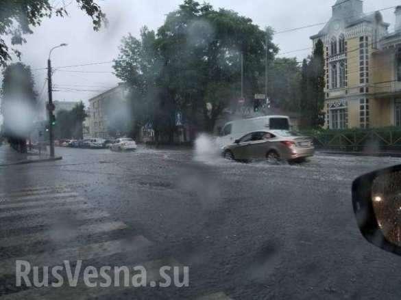 Украинский город «ушёл подводу» (ФОТО, ВИДЕО) | Русская весна