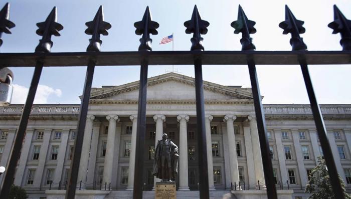 Россия сократила вдвое вложения в гособлигации Штатов
