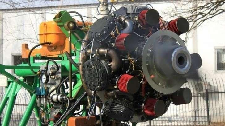 ИЭМЗ приступил кизготовлению опытной партии авиационных двигателей семейства «Ритм»