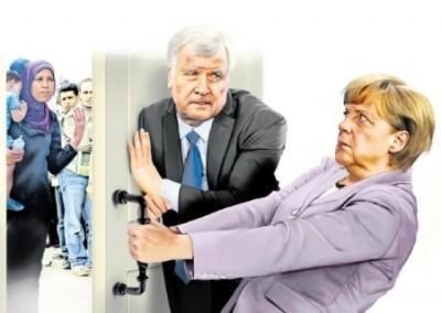 Меркель приедет в Россию на ЧМ-2018, если не лишится поста канцлера. В Германии кризис