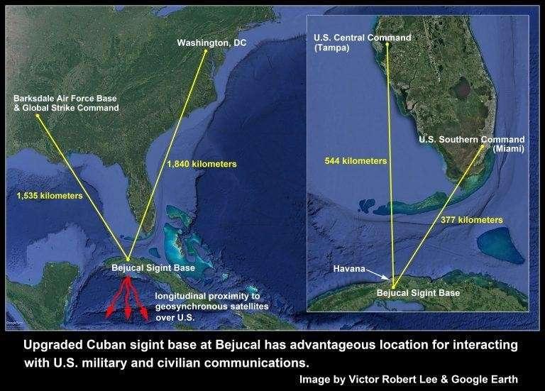 США бьют тревогу: на Кубе появилась «невиданная» радиолокационная база