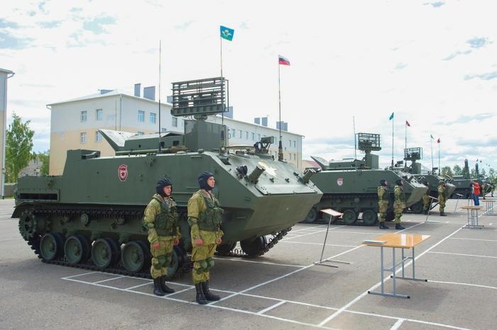 Ивановская дивизия ВДВ получила первый комплект системы управления ПВО «Барнаул-Т»