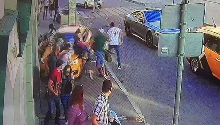 Сбивший болельщиков в центре Москвы нацмен не спал 20 часов