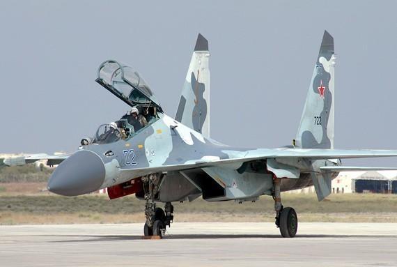 Россия продала Китаю 24 истребителя Су-35С за 2,5 миллиарда долларов