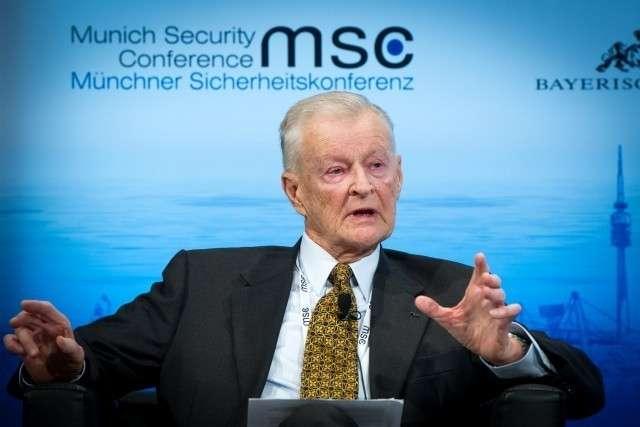 Збигнев Бжезинский на Мюнхенской конференции по безопасности