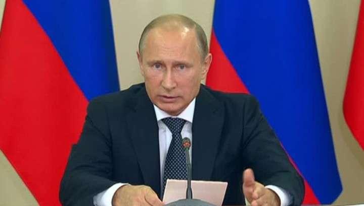 Владимир Путин: порты Крыма и Кубани должны дополнять друг друга