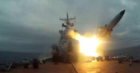 ВЯпонском море успешно отстрелялся реактивный «Москит»