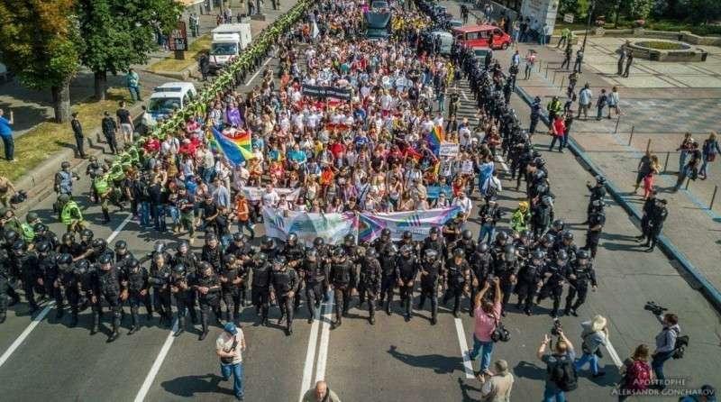 Киевское еврейство так защищало педерастов, как даже пленных нацистов не защищали