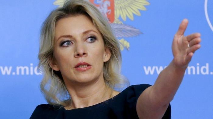 Россия открылась для Запада, а тот окружил её колючей проволокой, – Мария Захарова