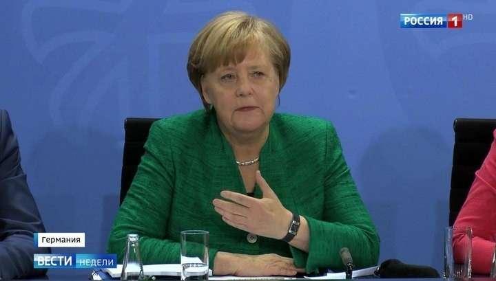 Ангеле Меркель грозит судьба политической развалины