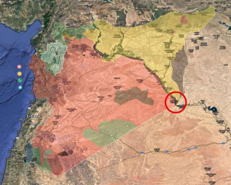 Авиаудар коалиции США под Аль-Харрой. Подробности