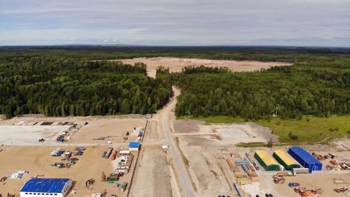 Ленинградская область: газпром приступил к проекту Северный поток 2